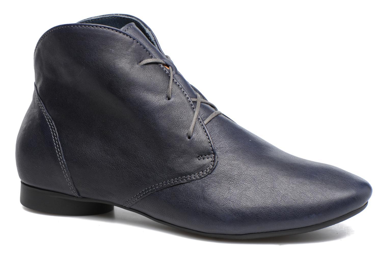 Chaussures à lacets Think! Guad 81298 Bleu vue détail/paire