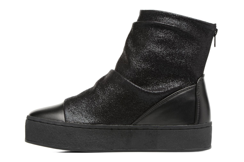 Bottines et boots Colors of California Giulia Noir vue face