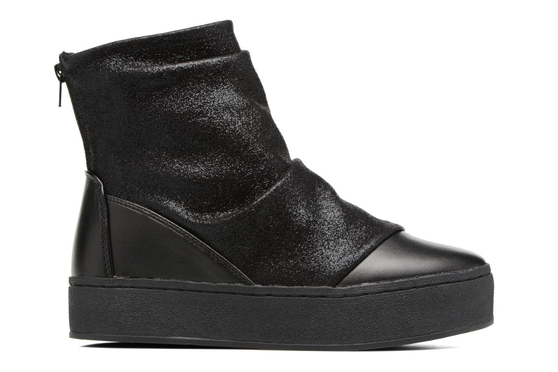 Bottines et boots Colors of California Giulia Noir vue derrière