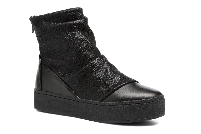 Bottines et boots Colors of California Giulia Noir vue détail/paire