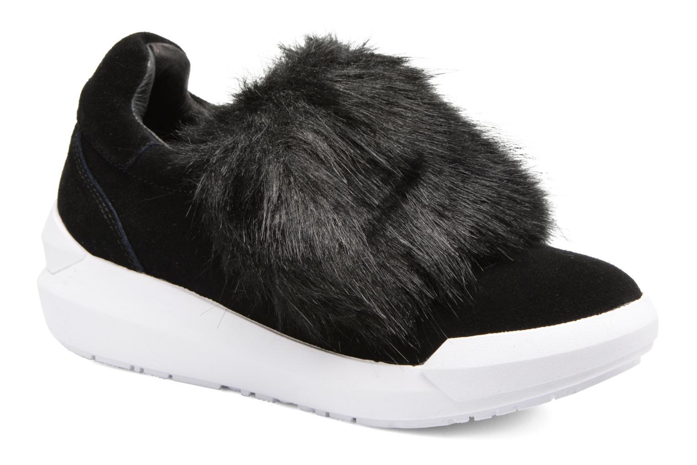 Zapatos casuales salvajes Colors of California Sofia (Negro) - Deportivas en Más cómodo