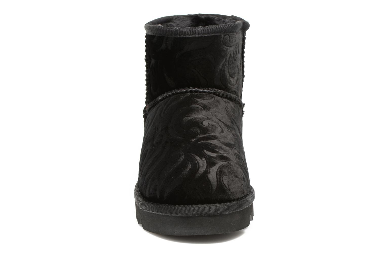 Bottines et boots Colors of California Lucia Noir vue portées chaussures