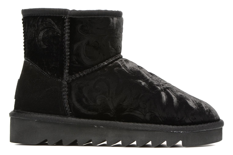 Bottines et boots Colors of California Lucia Noir vue derrière