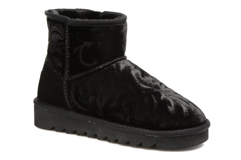 Bottines et boots Colors of California Lucia Noir vue détail/paire