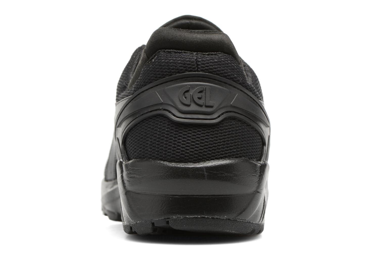 Baskets Asics Gel Kayano Trainer EVO GS Noir vue droite