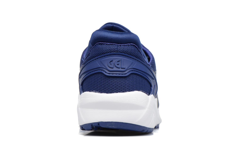 Baskets Asics Gel Kayano Trainer EVO GS Bleu vue droite