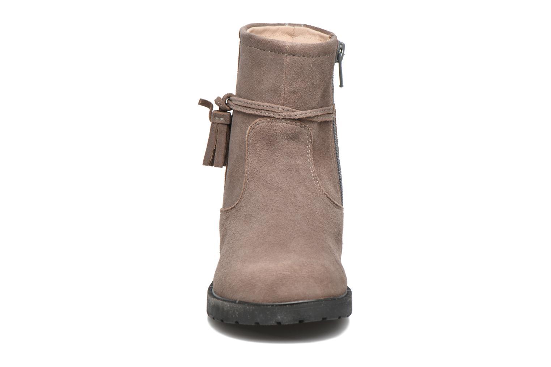 Bottines et boots Chicco Chessy Gris vue portées chaussures