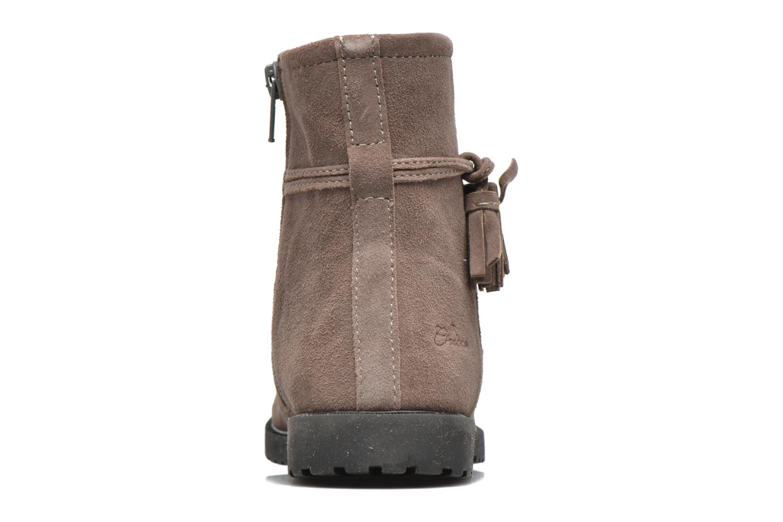 Bottines et boots Chicco Chessy Gris vue droite
