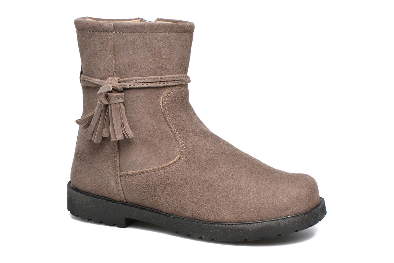 Bottines et boots Chicco Chessy Gris vue détail/paire