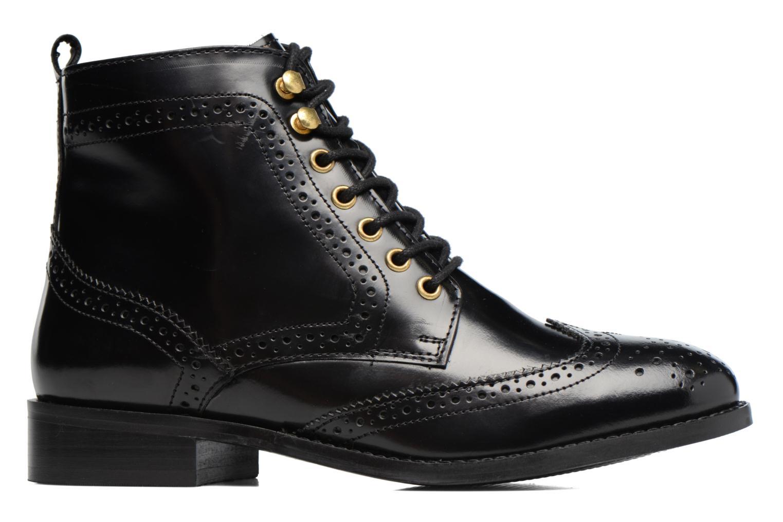 Bottines et boots Dune London Quota Noir vue derrière
