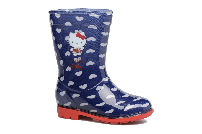 Bottes Hello Kitty Retia Bleu vue détail/paire