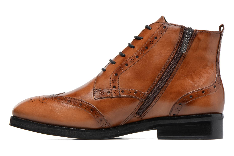 Bottines et boots Pikolinos ROYAL W5M-8946 Marron vue face