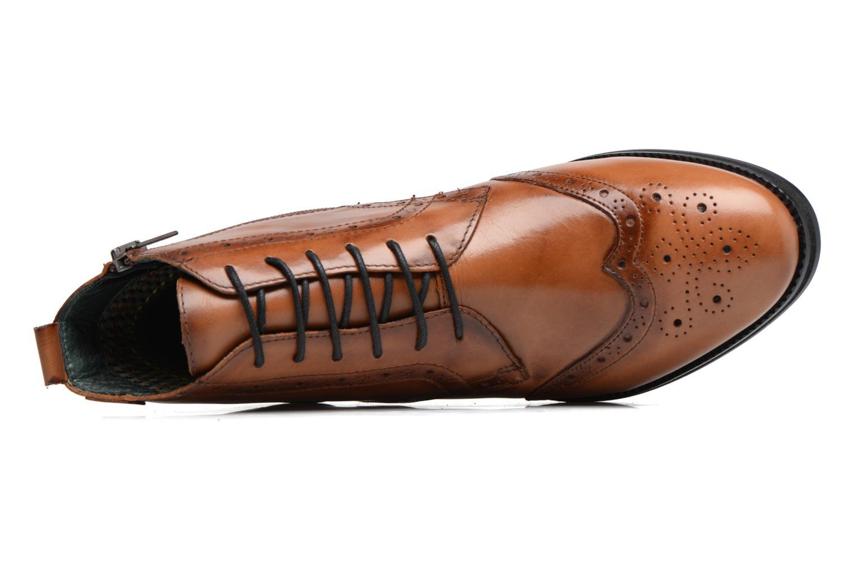 Bottines et boots Pikolinos ROYAL W5M-8946 Marron vue gauche