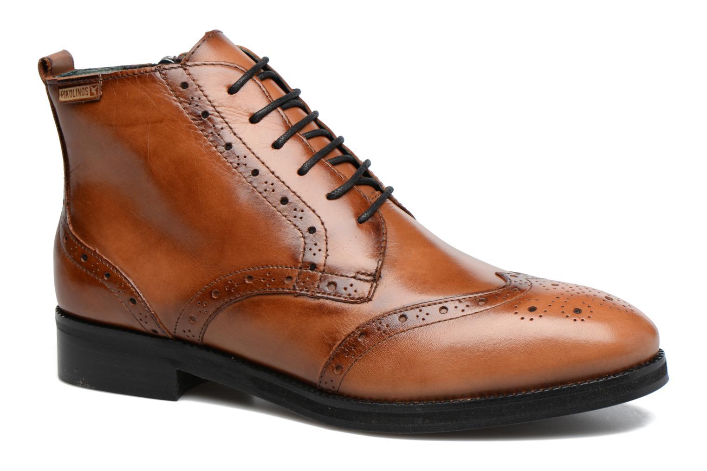 Bottines et boots Pikolinos ROYAL W5M-8946 Marron vue détail/paire