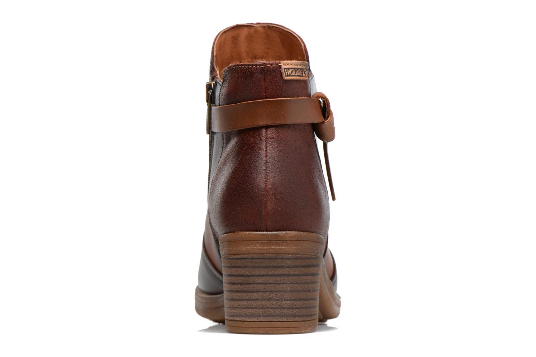 Bottines et boots Pikolinos LYON W6N-8950C1 Marron vue droite