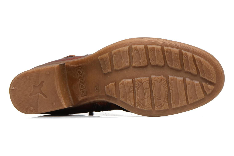 Bottines et boots Pikolinos LYON W6N-8950C1 Marron vue haut