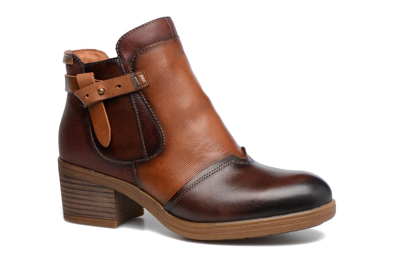 Bottines et boots Pikolinos LYON W6N-8950C1 Marron vue détail/paire