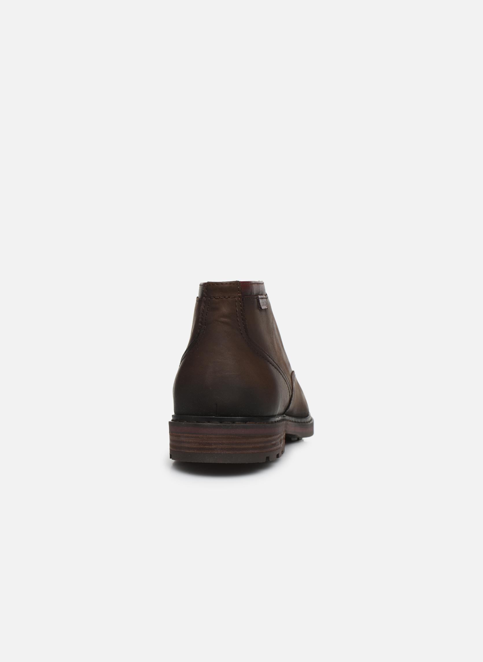 Bottines et boots Pikolinos CACERES M9E-8129SP Marron vue droite