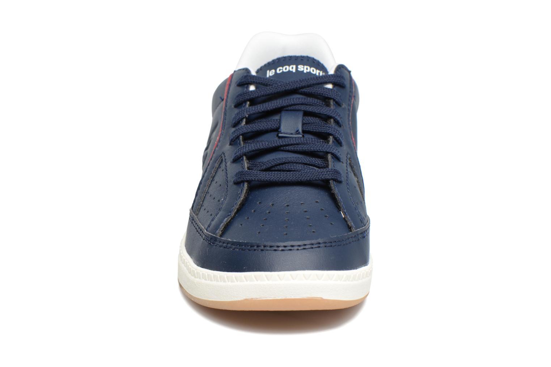 Baskets Le Coq Sportif Icons Ps Sport Gum Noir vue portées chaussures