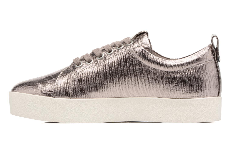 Sneakers ONLY Selma sneaker Goud en brons voorkant