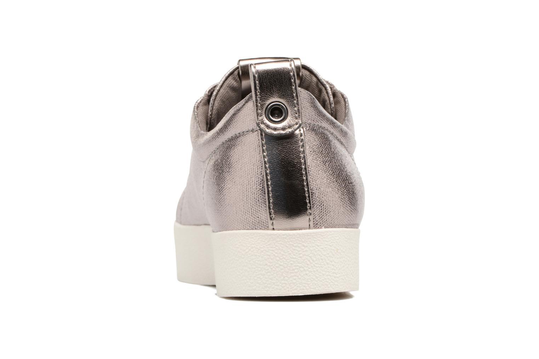 Sneakers ONLY Selma sneaker Goud en brons rechts