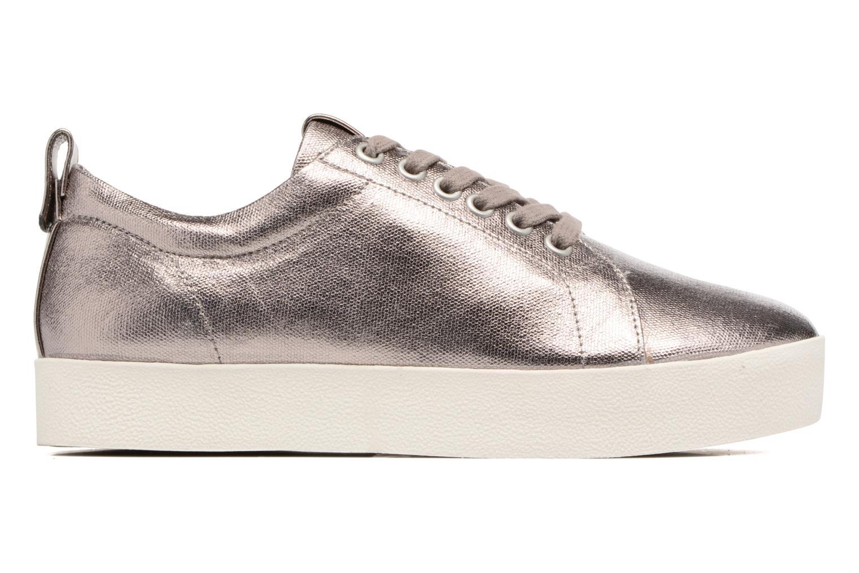 Sneakers ONLY Selma sneaker Goud en brons achterkant
