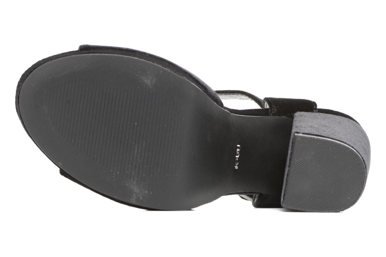 Alli heeled sandal Black