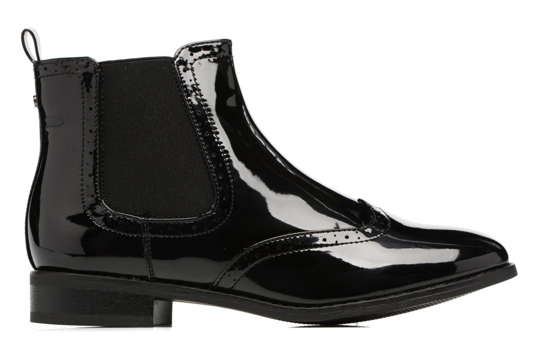 Bottines et boots ONLY Bobby shiny bootie Noir vue derrière
