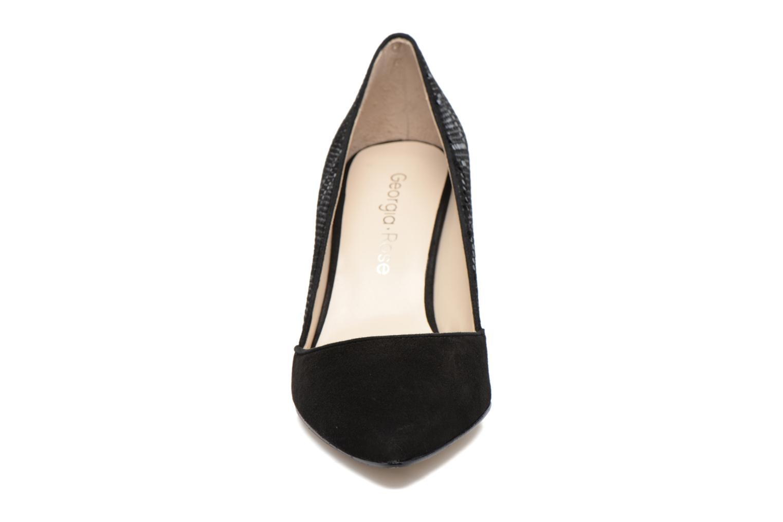 Últimos recortes de precios Georgia Rose Elona (Negro) - Zapatos de tacón chez Sarenza