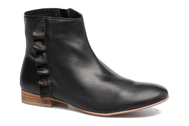 Georgia Rose - Damen - Hersi - Stiefeletten & Boots - schwarz BAyUPy