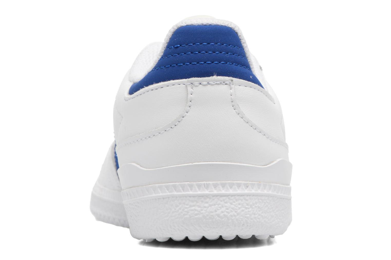 Baskets Adidas Originals Busenitz J Blanc vue droite