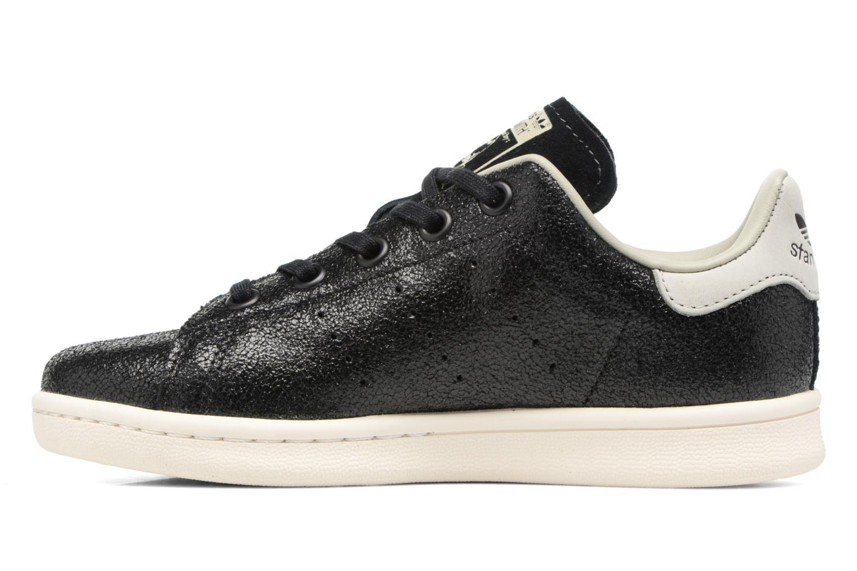 Baskets Adidas Originals Stan Smith Fashion C Noir vue face