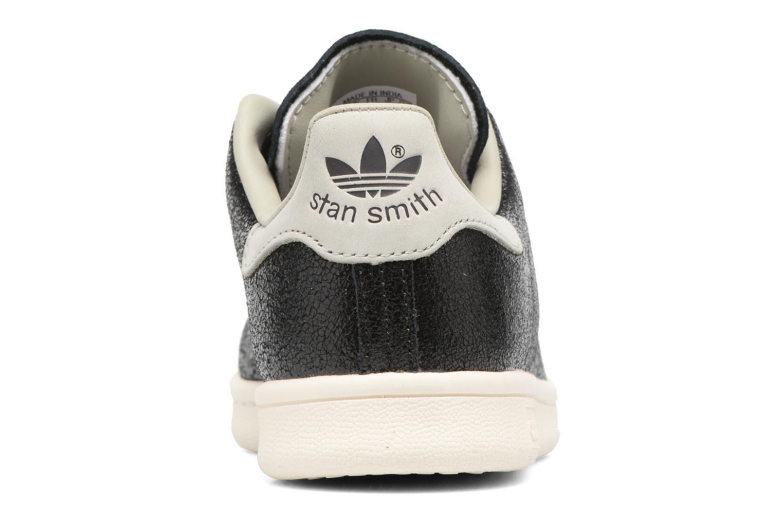 Baskets Adidas Originals Stan Smith Fashion C Noir vue droite