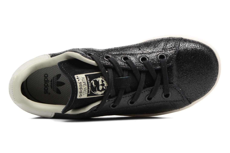 Baskets Adidas Originals Stan Smith Fashion C Noir vue gauche