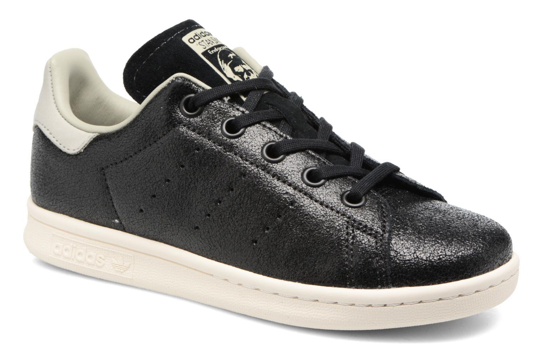 Baskets Adidas Originals Stan Smith Fashion C Noir vue détail/paire