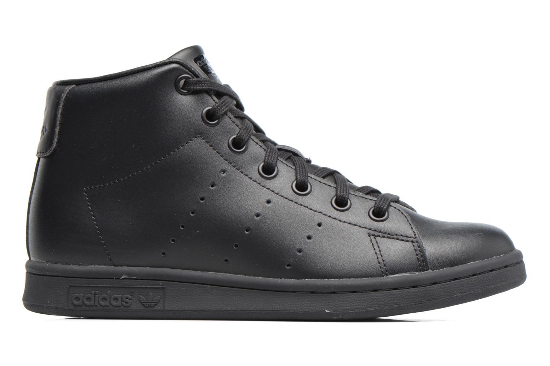Baskets Adidas Originals Stan Smith Mid J Noir vue derrière