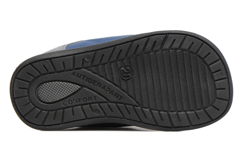 Chaussures à lacets Bopy Zorano Bleu vue haut
