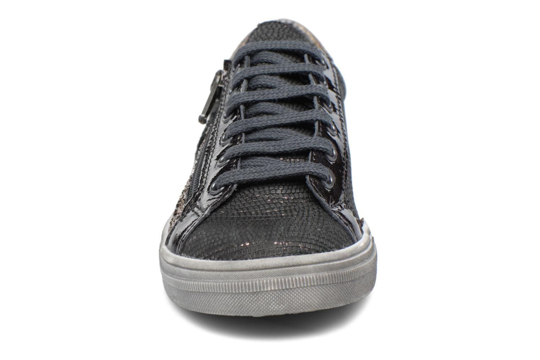Baskets Bopy Sila Noir vue portées chaussures