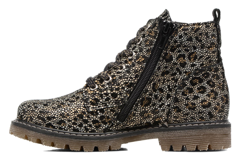 Bottines et boots Bopy Sleuene Noir vue face