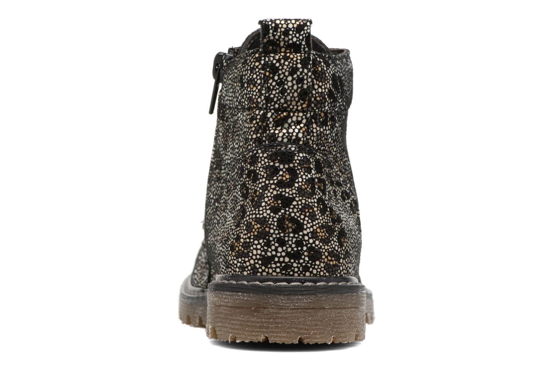 Bottines et boots Bopy Sleuene Noir vue droite