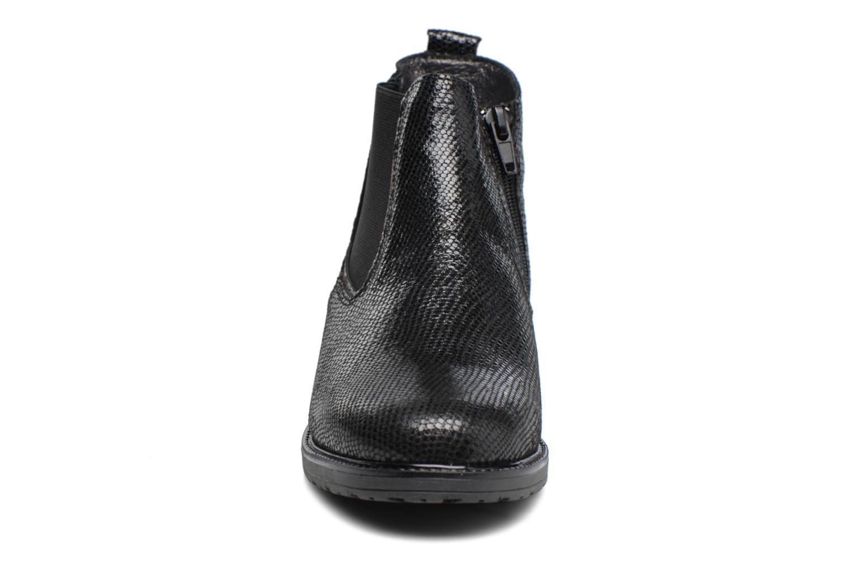 Bottines et boots Bopy Salouna Noir vue portées chaussures
