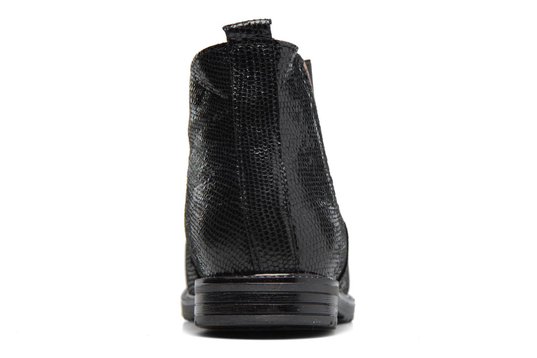 Bottines et boots Bopy Salouna Noir vue droite