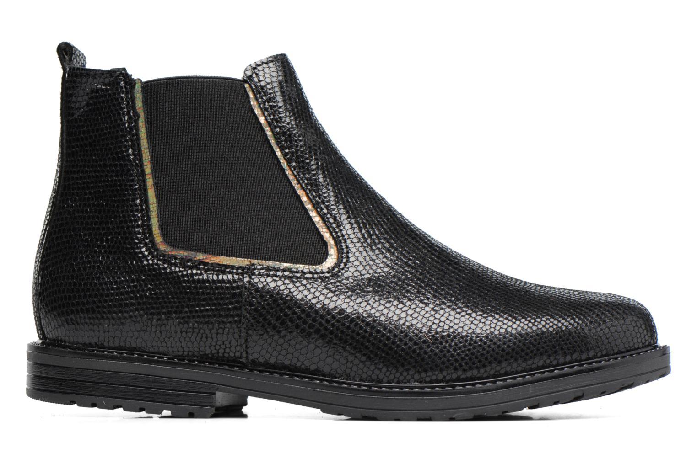Bottines et boots Bopy Salouna Noir vue derrière