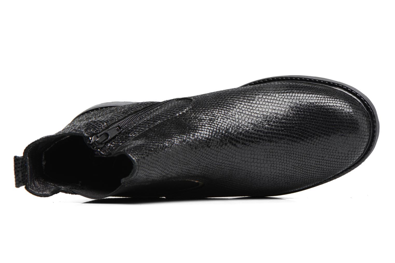 Bottines et boots Bopy Salouna Noir vue gauche
