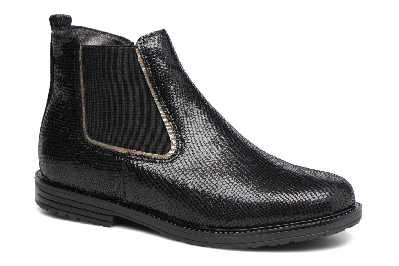 Bottines et boots Bopy Salouna Noir vue détail/paire