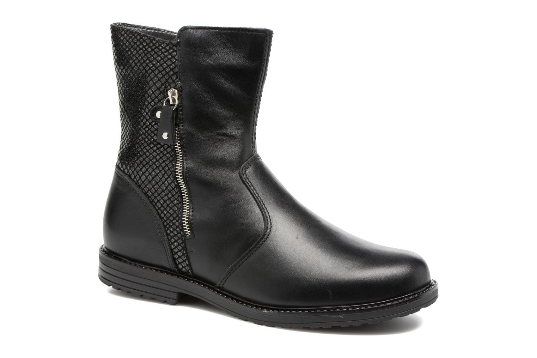 Bottines et boots Bopy Sublime Noir vue détail/paire