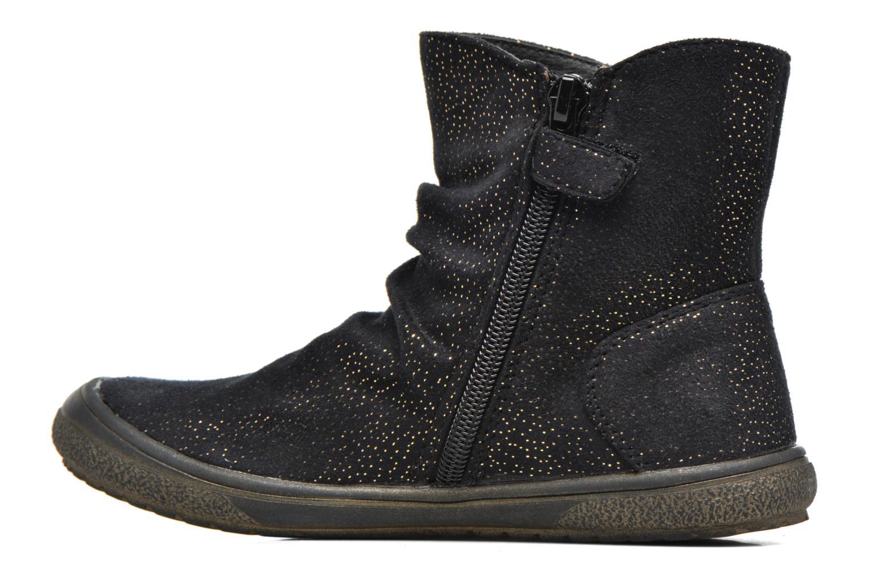 Bottines et boots Bopy Nacima lillybellule Noir vue face