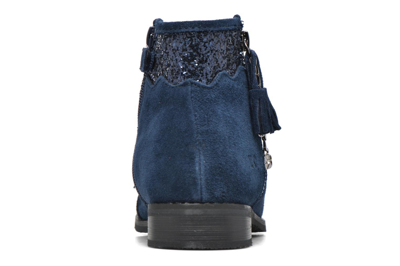 Bottines et boots Bopy Nobila lillybellule Bleu vue droite