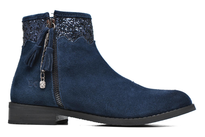 Bottines et boots Bopy Nobila lillybellule Bleu vue derrière