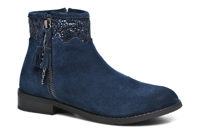 Bottines et boots Bopy Nobila lillybellule Bleu vue détail/paire